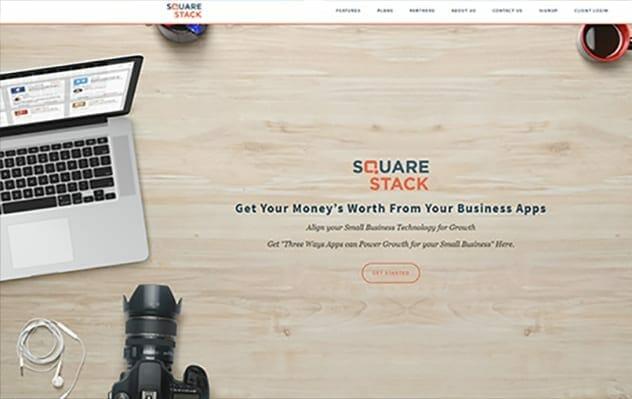 Squarestack