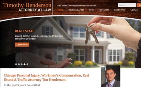 TIM HENDERSON LAW