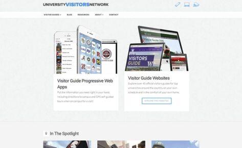 University Visitors Network